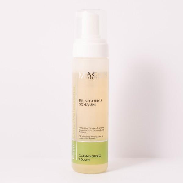 Macon Meereskosmetik - N+M Reinigungsschaum - Basic Linie Basis Reinigung
