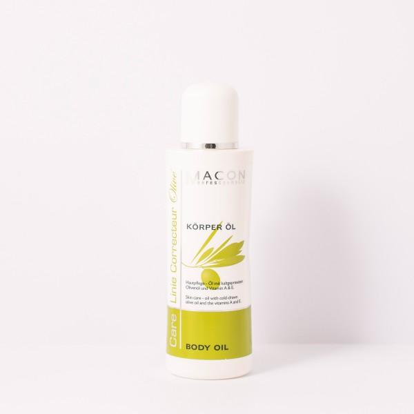 Macon Meereskosmetik - Body Öl Hydrophiles Körperöl - Correcteur Olive