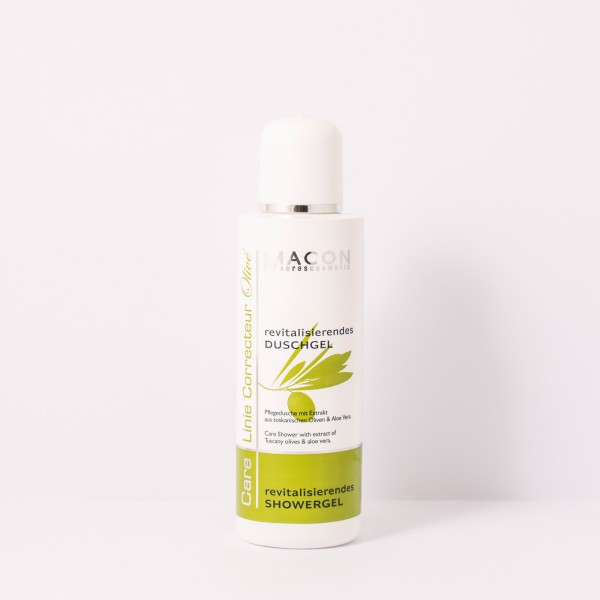 Macon Meereskosmetik - Revitalisierendes Showergel Duschgel - Correcteur Olive