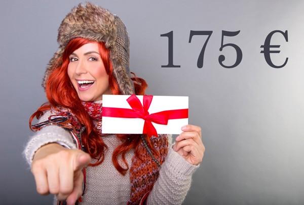 Kosmetik Geschenkgutschein 175 €