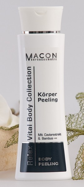 Macon Meereskosmetik - Körper Peeling - Relax Vital Body Collection