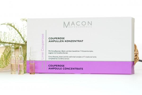 Macon Meereskosmetik - Couperose Ampulle Konzentrat - Couperose