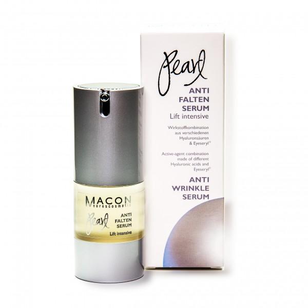 Macon Meereskosmetik - Anti Falten Serum Lif intensiv - Pearl Neu