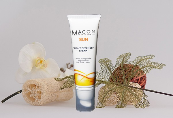 Macon Meereskosmetik - Light Defence Creme - Light Defence Sommercreme