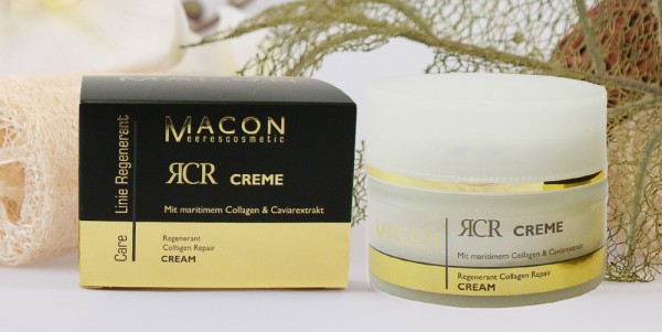 Macon Meereskosmetik - Repair Créme - Regenerant Collagen Repair