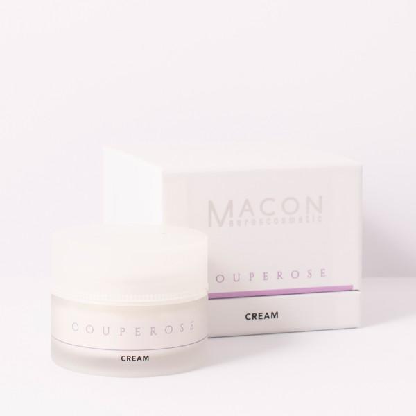 Macon Meereskosmetik - Couperose Kräuter Creme