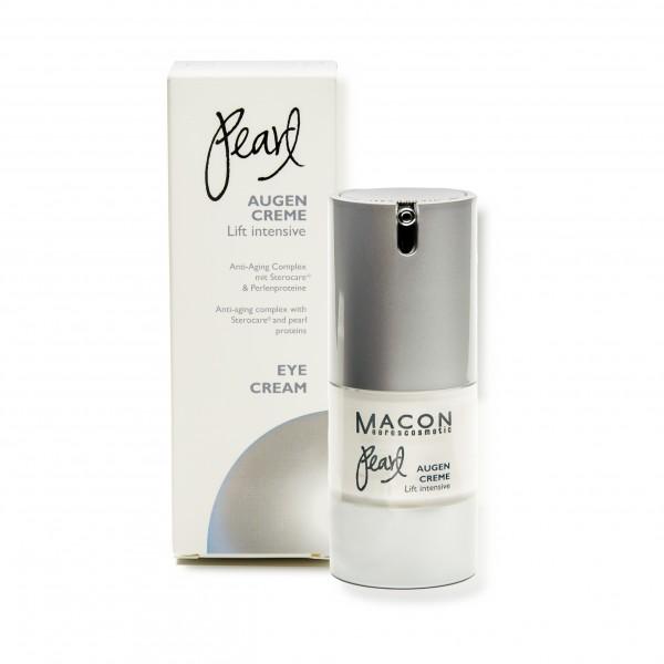 Macon Meereskosmetik - Augencreme Lif intensiv - Pearl