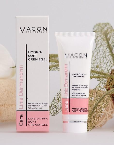 Macon Meereskosmetik - Hydro Soft Cremegel - Dermanorm
