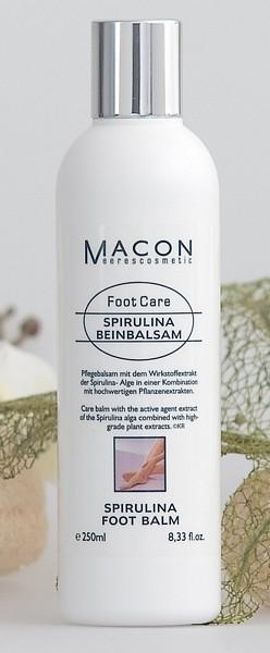Macon Meereskosmetik - Spirulina Beinbalsam - Foot Care Fußpflege