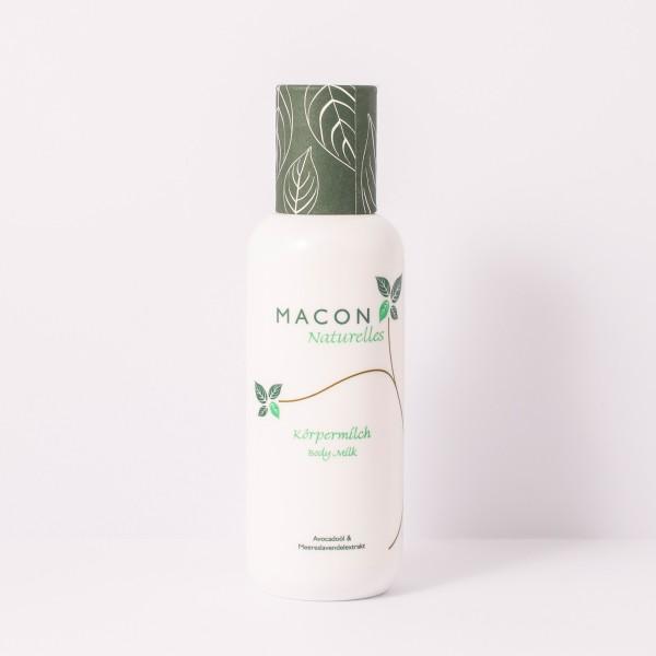 Macon Meereskosmetik - Körpermilch Naturkosmetik - Naturelles