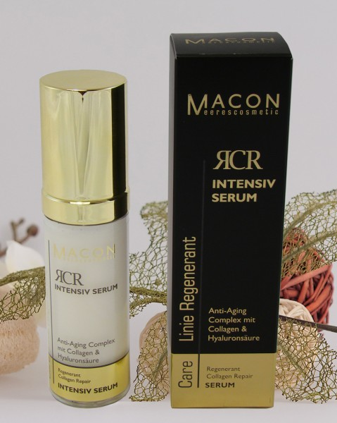 Macon Meereskosmetik - Repair Intensivserum - Regenerant Collagen Repair