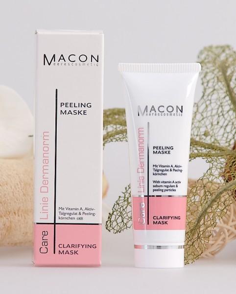 Macon Meereskosmetik - Peeling Maske - Dermanorm