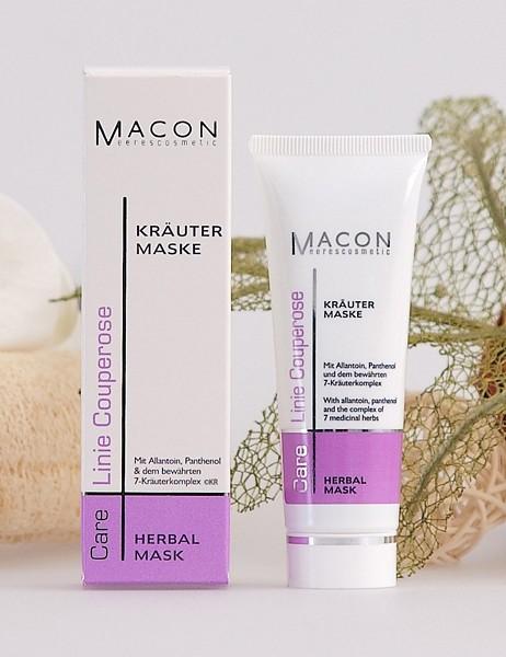 Macon Meereskosmetik - Couperose Creme Maske