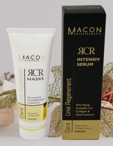 Macon Meereskosmetik - Repair Maske - Regenerant Collagen Repair