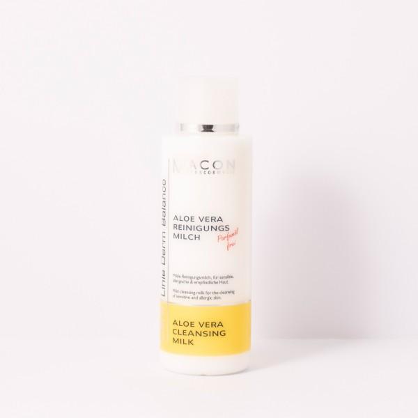 Macon Meereskosmetik - Aloe Vera Reinigungsmilch Cleansing Milk- Derm Balance