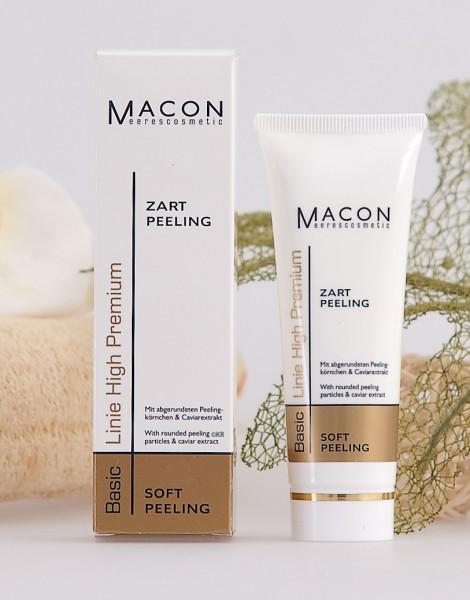 Macon Meereskosmetik - Zartpeeling Soft Peeling - High Premium Reinigung