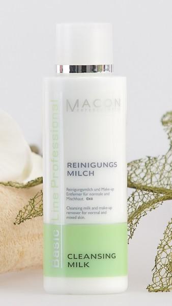 Macon Meereskosmetik - N+M Reinigungsmilch - Basic Linie Basis Reinigung