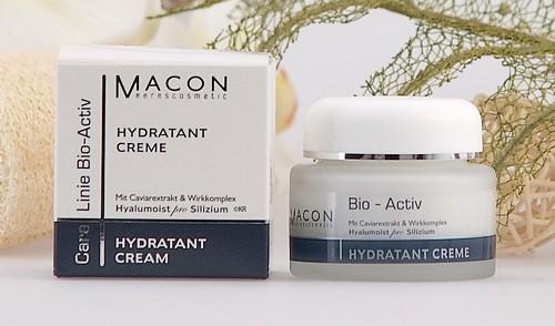 Macon Meereskosmetik - Hydratant Creme - Bio Activ Hydratant