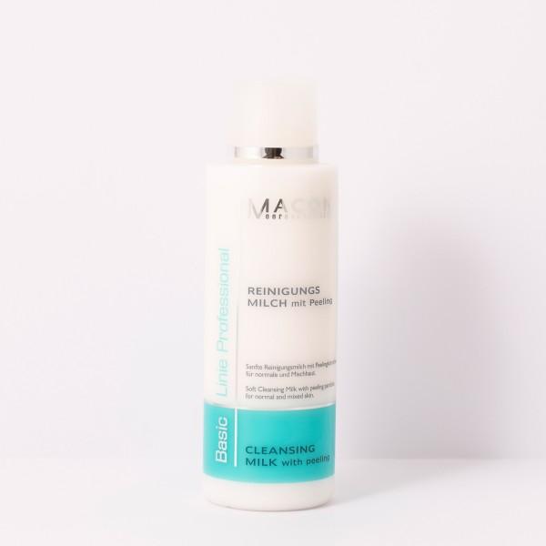 Macon Meereskosmetik - Reinigungsmilch mit Peeling - Basic Linie Basis Reinigun