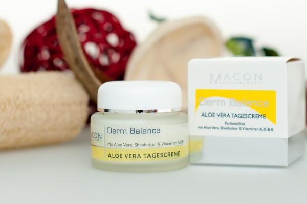 Macon Meereskosmetik - Aloe Vera Tagescreme - Derm Balance