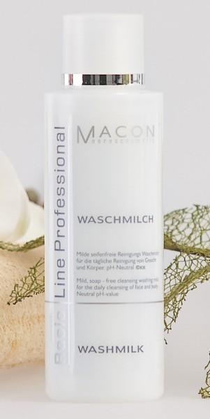 Macon Meereskosmetik - Waschmilch seifenfrei - Basic Linie Basis Reinigung
