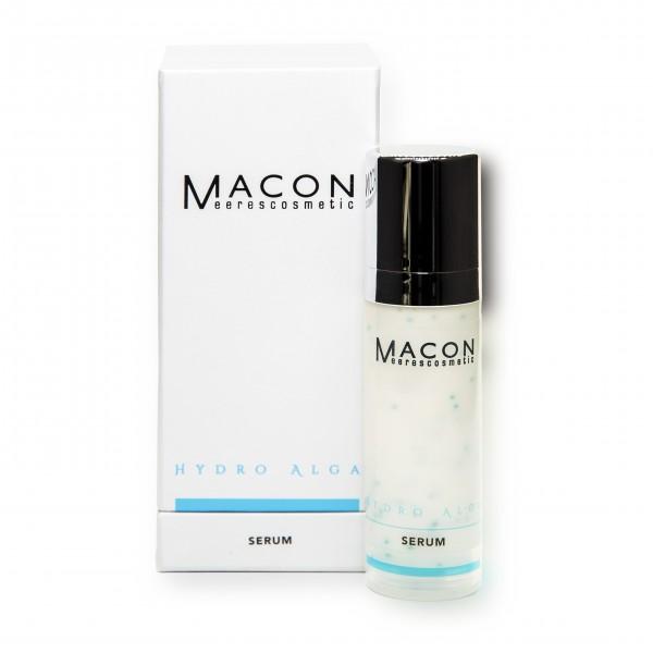 Macon Meereskosmetik - Spirulina Serum Intensiv - Hydro Alga