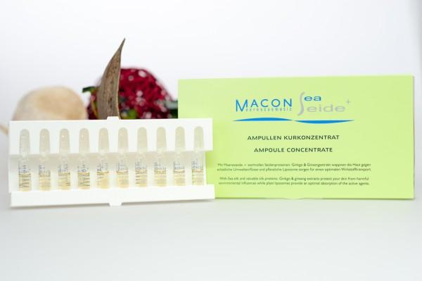 Macon Meereskosmetik - Sea Seide Ampulle Konzentrat - Sea Seide Cosmetic