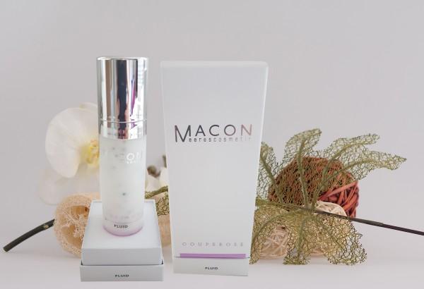 Macon Meereskosmetik - Fluid Sensitiv Feuchtigkeitsfluid - Couperose