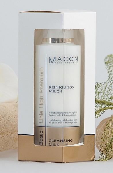 Macon Meereskosmetik - Cleansing Reinigungsmilch - High Premium Reinigung