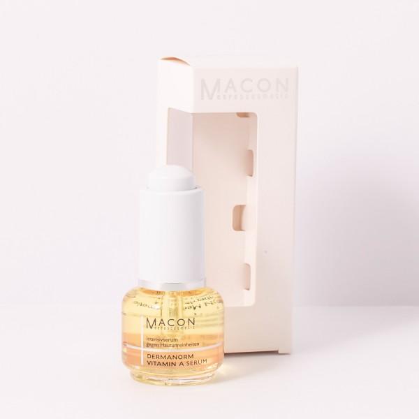 Macon Meereskosmetik - Vitamin A Serum - Dermanorm