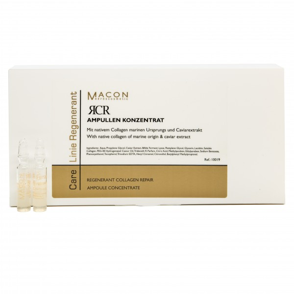 Macon Meereskosmetik - Repair Ampulle - Regenerant Collagen Repair